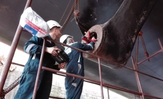 Alignment inspection - passenger ship